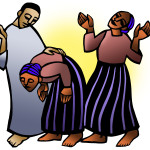 Icon1 Lectionary 21C (Projection) (Clip Art)