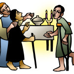 Icon1 Lectionary 22C (Projection) (Clip Art)