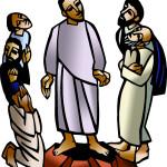 Icon1 Transfiguration 02 (Projection) (Clip Art)